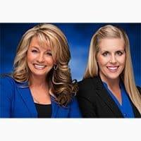 Kathy Lansford & Nikki Arango